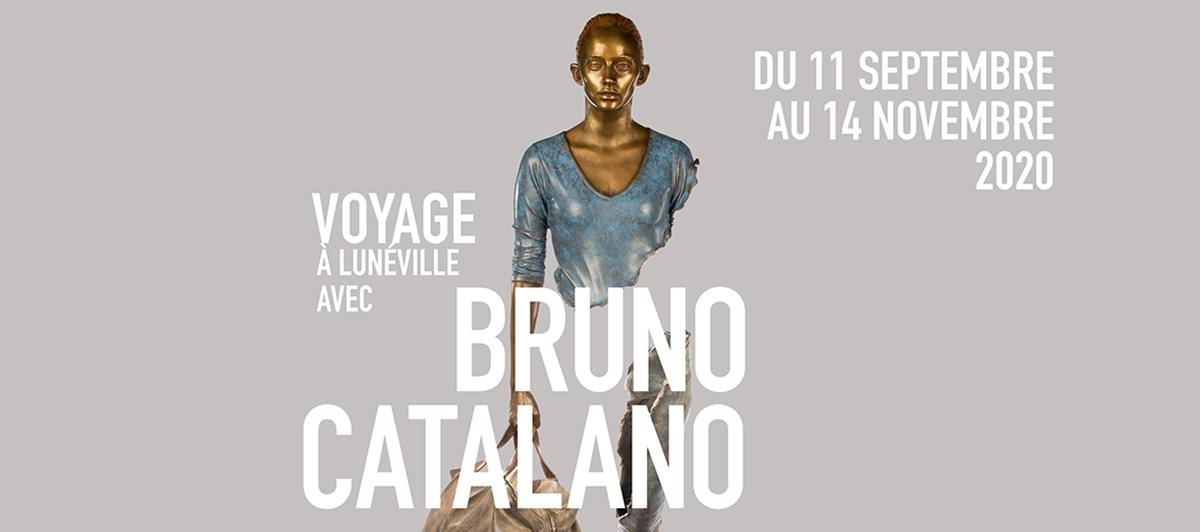 Exposition de Bruno Catalano à Lunéville