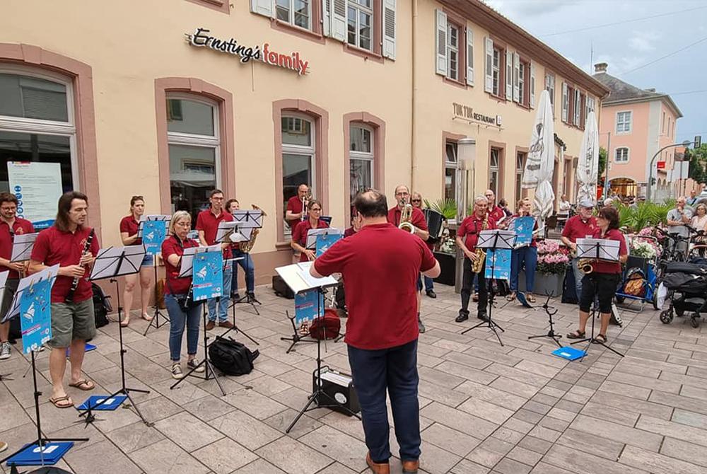 Fête de la Musique... à Schwetzingen