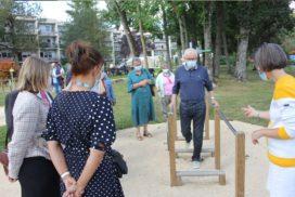 Un parcours ludique pour les seniors